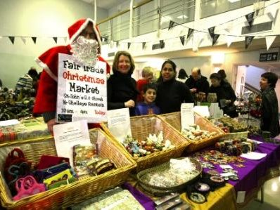 Fairtrade Horsham Christmas Market